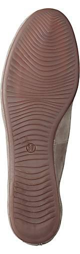 Cox Nubuk-Ballerina in in in beige kaufen - 45446901 GÖRTZ Gute Qualität beliebte Schuhe 546143