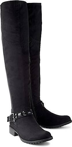 cox gaucho stiefel sportliche stiefel braun mittel. Black Bedroom Furniture Sets. Home Design Ideas