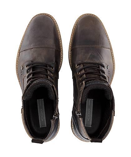 Cox Schnür-Stiefel in braun-dunkel kaufen kaufen kaufen - 46797801 GÖRTZ Gute Qualität beliebte Schuhe bb3b00