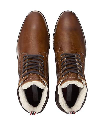Cox Schnür-Boots in braun-dunkel kaufen - 46801301 beliebte | GÖRTZ Gute Qualität beliebte 46801301 Schuhe a0f077