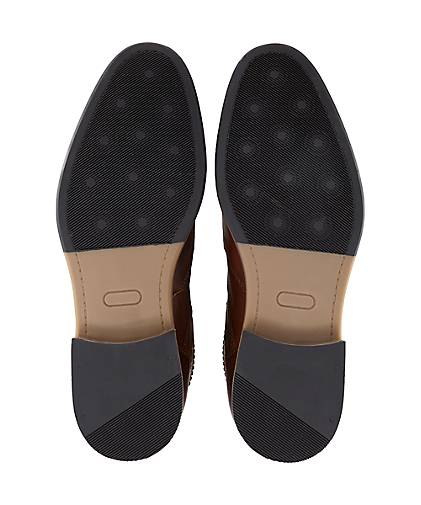 Cox Schnür-Boots in braun-dunkel kaufen - 47011202 beliebte | GÖRTZ Gute Qualität beliebte 47011202 Schuhe 46749b