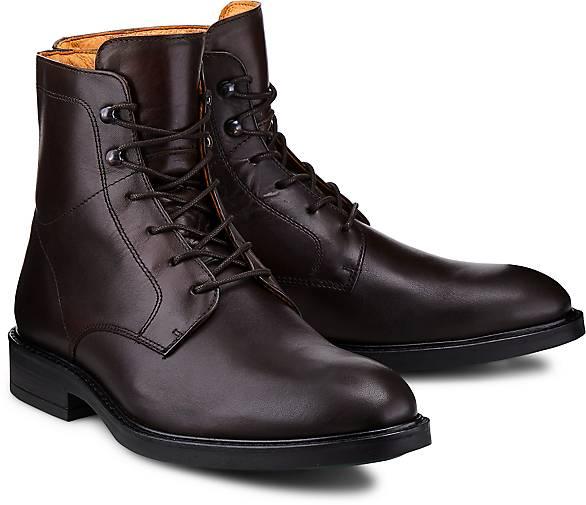 Cox Schnür-Boots Gute in braun-dunkel kaufen - 47853801 | GÖRTZ Gute Schnür-Boots Qualität beliebte Schuhe a12f37