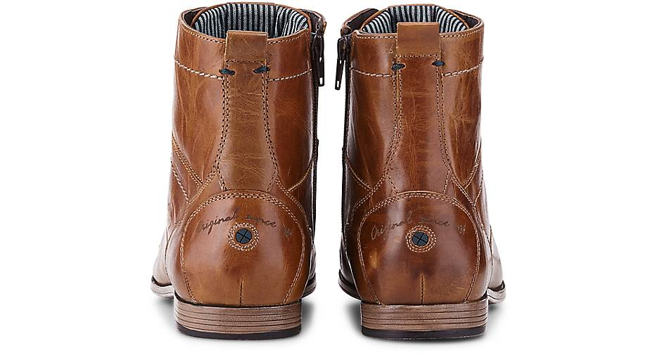 Cox Schnür-Stiefel in GÖRTZ braun-mittel kaufen - 46785401 GÖRTZ in Gute Qualität beliebte Schuhe bcafe1