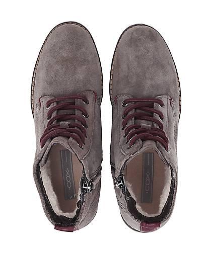 Cox Schnür-Boots - in grau-dunkel kaufen - Schnür-Boots 46607101 | GÖRTZ cac049