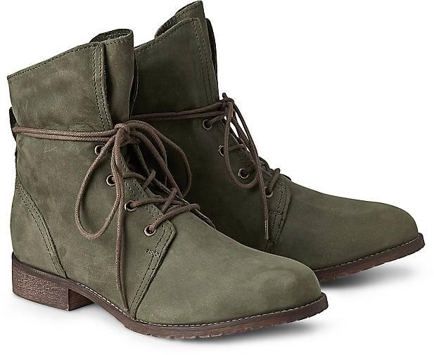 Cox Schnür-Boots in khaki kaufen - 41477408 | GÖRTZ