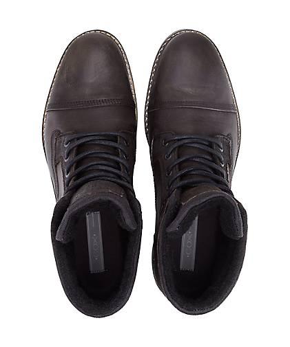Cox Schnür-Boots in schwarz kaufen - 46536901 | Schuhe GÖRTZ Gute Qualität beliebte Schuhe | 642ce6