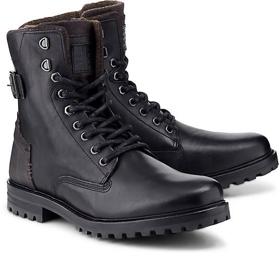 Cox Schnür-Boots in schwarz kaufen - Qualität 47862001 | GÖRTZ Gute Qualität - beliebte Schuhe 2c7411