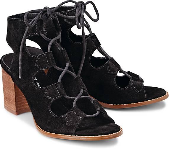 Cox Schnür-Sandalette