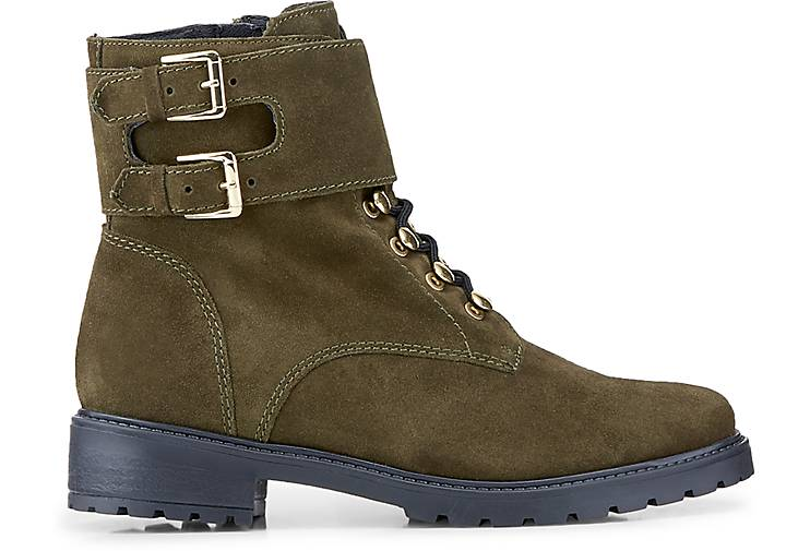 Cox Schnür-Stiefelette in khaki kaufen kaufen kaufen - 47871601   GÖRTZ Gute Qualität beliebte Schuhe f3c3b0
