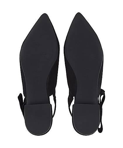 Cox Cox Cox Sling-Ballerina in schwarz kaufen - 48058601 GÖRTZ Gute Qualität beliebte Schuhe 432e47