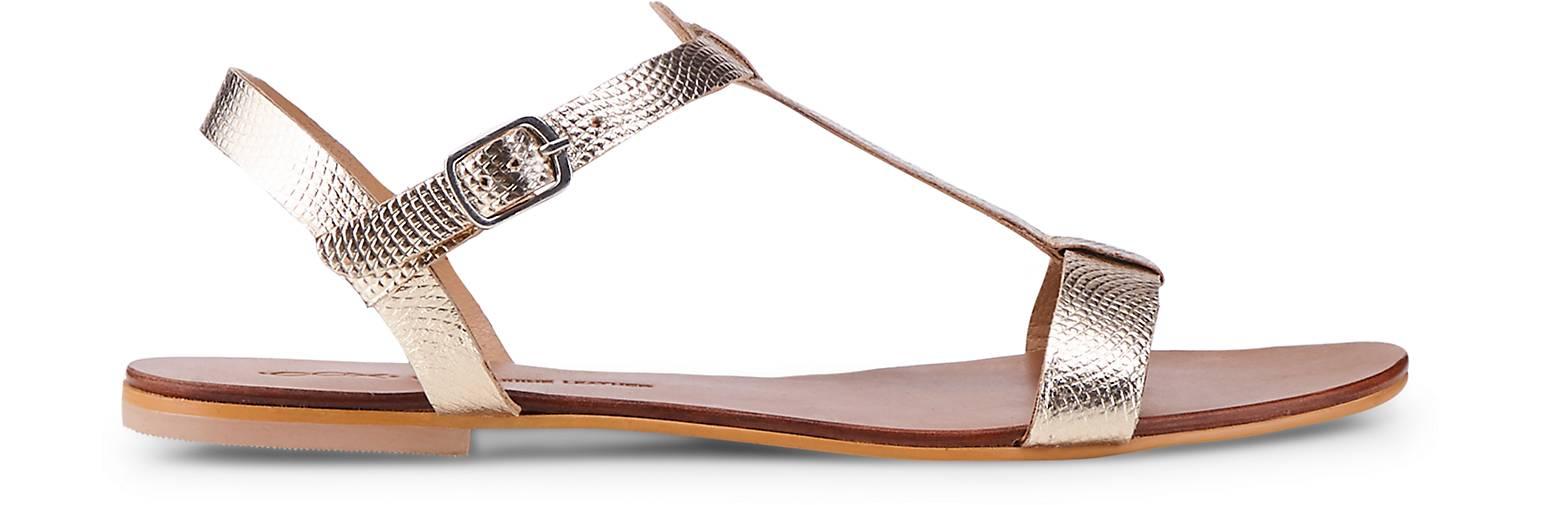 Cox - Sommer-Sandale in gold kaufen - Cox 47133301   GÖRTZ cd910f