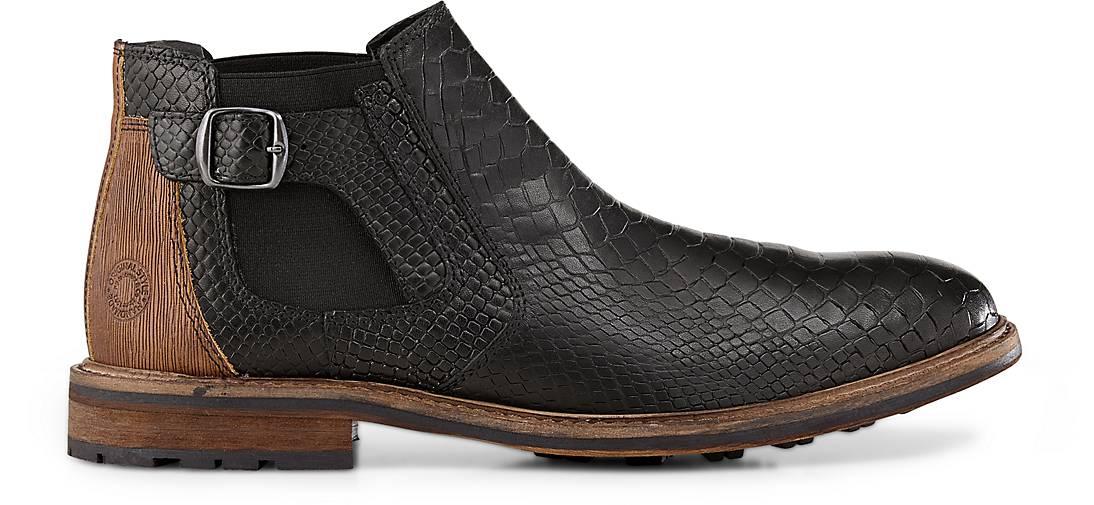 cox style boots freizeit stiefel schwarz g rtz. Black Bedroom Furniture Sets. Home Design Ideas