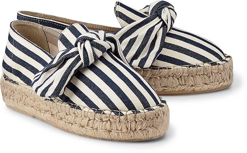 Cox Trend-Espadrille in blau-dunkel kaufen - 47405301 GÖRTZ Schuhe Gute Qualität beliebte Schuhe GÖRTZ 554c3e