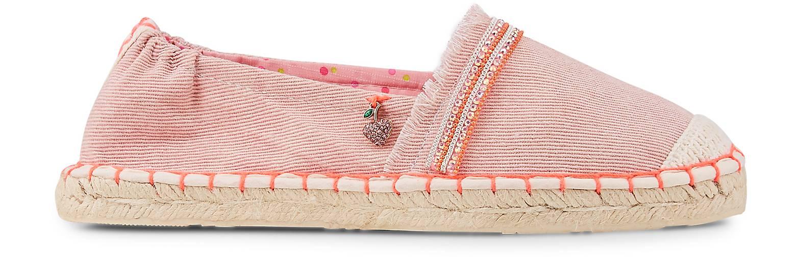 Cox Trend-Espadrille in in in Rosa kaufen - 48104901 GÖRTZ Gute Qualität beliebte Schuhe 470f0a