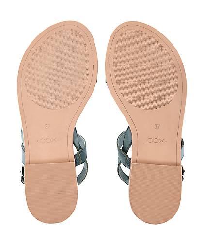 Cox Trend-Sandale in blau-mittel | kaufen - 46144102 | blau-mittel GÖRTZ 650297