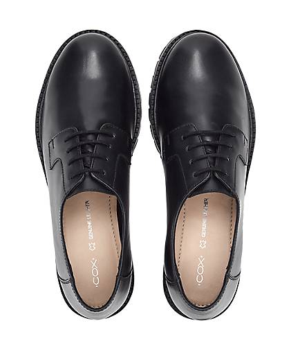 Cox Trend-Schnürer in schwarz schwarz schwarz kaufen - 47589201 GÖRTZ Gute Qualität beliebte Schuhe de829b