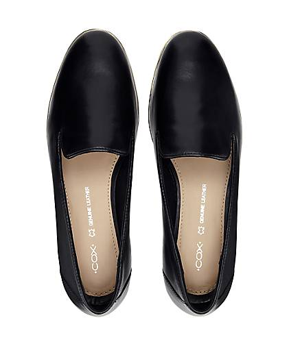 Cox Trend-Slipper in schwarz kaufen kaufen kaufen - 47587901 GÖRTZ Gute Qualität beliebte Schuhe b73041