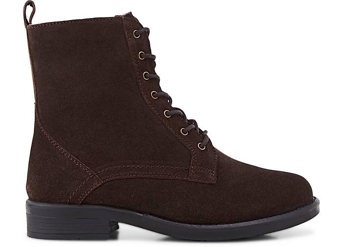 Cox Trend-Stiefelette Gute in braun-dunkel kaufen - 46580002 | GÖRTZ Gute Trend-Stiefelette Qualität beliebte Schuhe e05ca7
