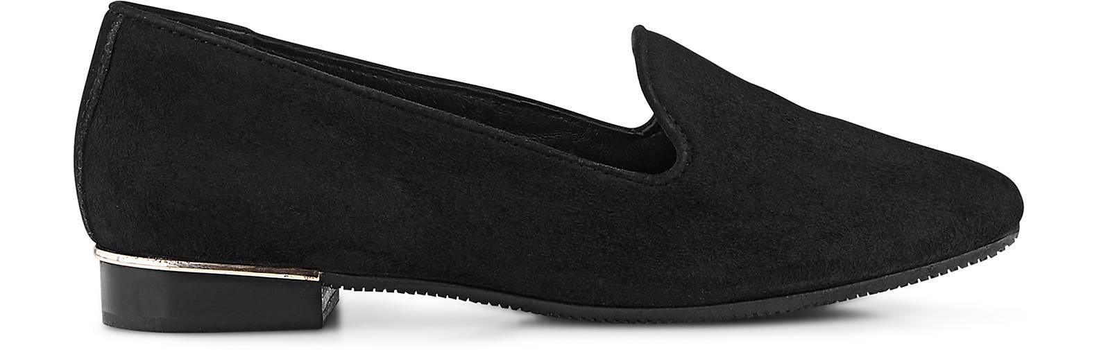 Cox Velours-Loafer in schwarz schwarz schwarz kaufen - 47342401 | GÖRTZ eb10b5