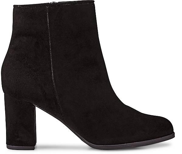 Cox - Velours-Stiefelette in schwarz kaufen - Cox 46841701 | GÖRTZ 131def