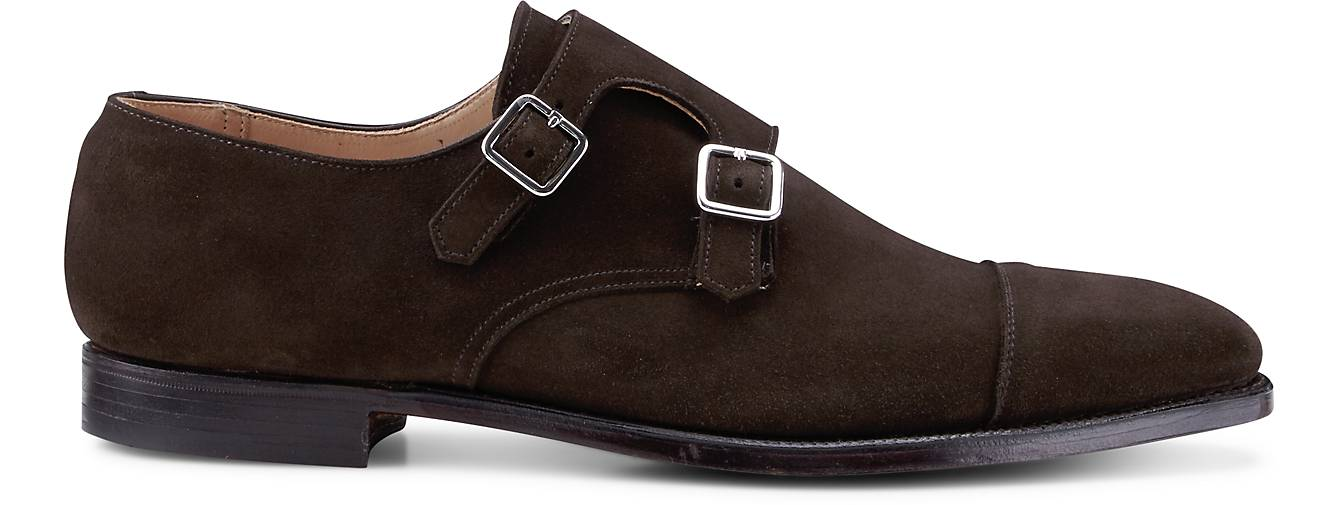 Crockett & Jones Doublemonk LOWNDES