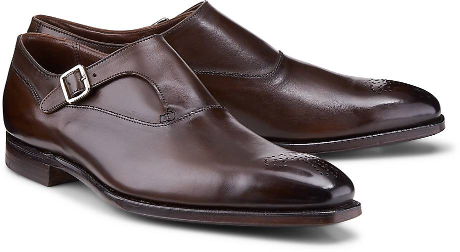 Crockett & Jones Monk-Slipper WINSTON