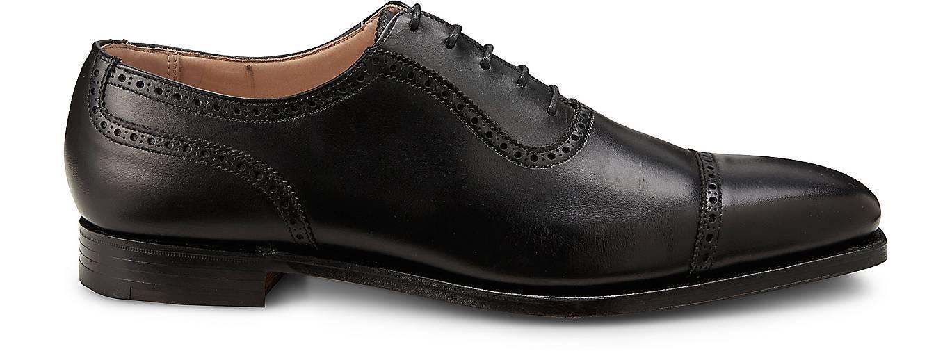 Crockett & Jones Oxford WESTBOURNE in schwarz kaufen GÖRTZ - 66162203 GÖRTZ kaufen Gute Qualität beliebte Schuhe 062791