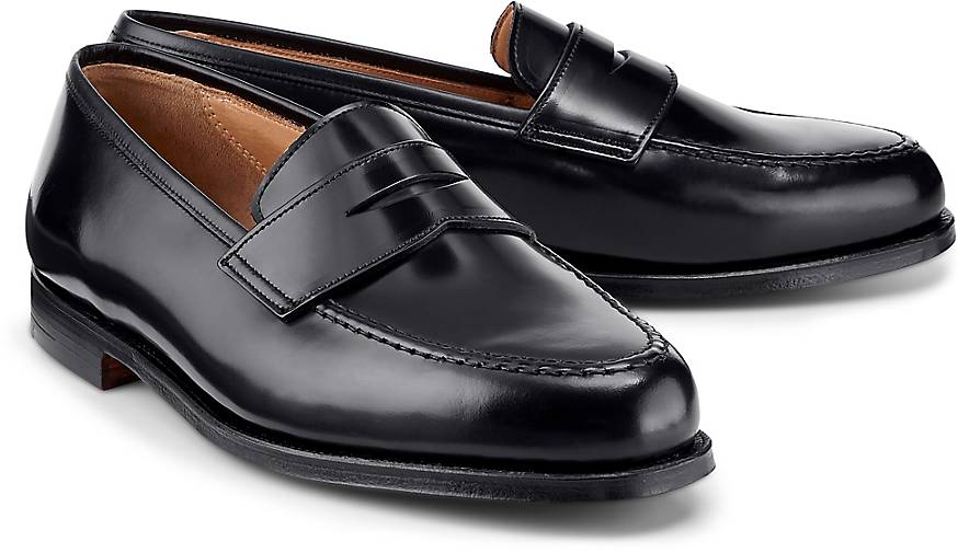 Crockett & Jones Penny-Loafer BOSTON