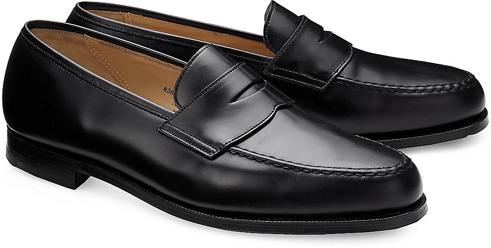 f958c69d0ad Crockett   Jones Penny-Loafer BOSTON in schwarz kaufen - 44303102 ...