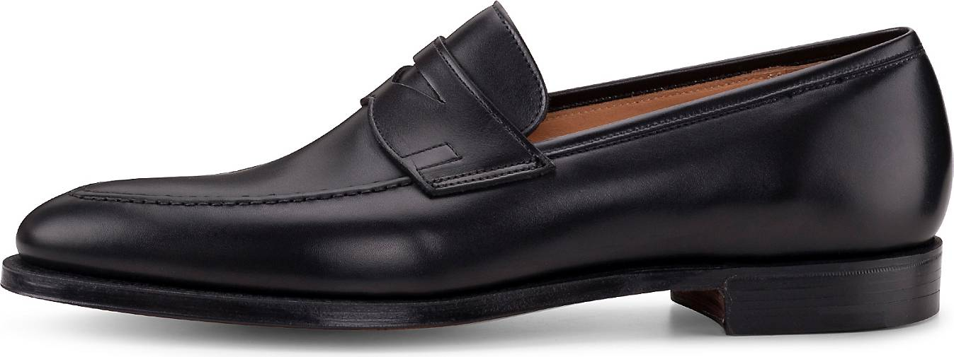 7a9ecc0c4c0 Crockett   Jones Penny-Loafer SYDNEY in schwarz kaufen - 44303301 ...