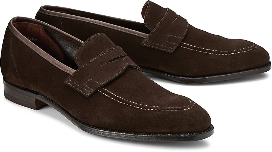 Crockett & Jones Slipper TEIGN