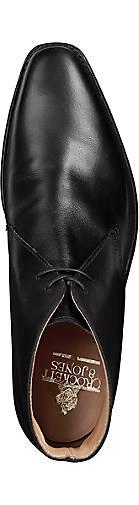 Crockett & Jones Stiefel TETBURY in schwarz kaufen - 42573501 beliebte | GÖRTZ Gute Qualität beliebte 42573501 Schuhe d3c14d
