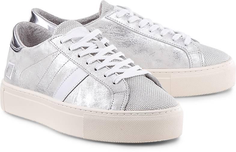 D.A.T.E. Sneaker VERTIGO 47112601 in silber kaufen - 47112601 VERTIGO | GÖRTZ 12eaac