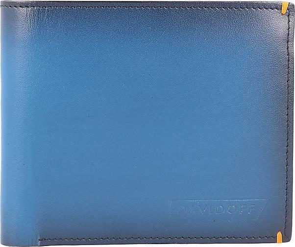 DAVIDOFF Venice Geldbörse RFID Leder 11,5 cm