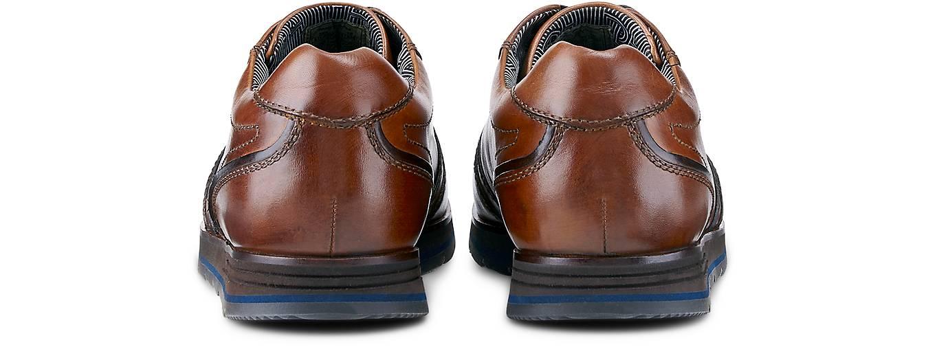 Daniel Hechter kaufen Schnürer GARLAN in braun-mittel kaufen Hechter - 47668701 | GÖRTZ Gute Qualität beliebte Schuhe 998142