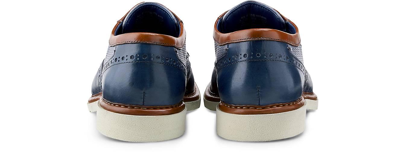 Daniel Hechter Schnürer Moise Crisp in | blau-dunkel kaufen - 47262301 | in GÖRTZ Gute Qualität beliebte Schuhe 834024