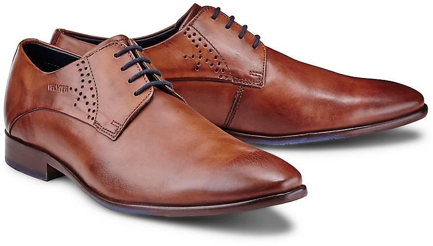 Daniel Hechter Schnürer RENZO REVO in braun-mittel kaufen - 46528401 GÖRTZ Gute Qualität beliebte Schuhe