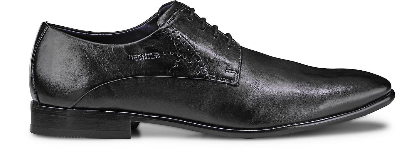Daniel Hechter Schnürer RENZO REVO 46528301 in schwarz kaufen - 46528301 REVO   GÖRTZ Gute Qualität beliebte Schuhe 3664aa