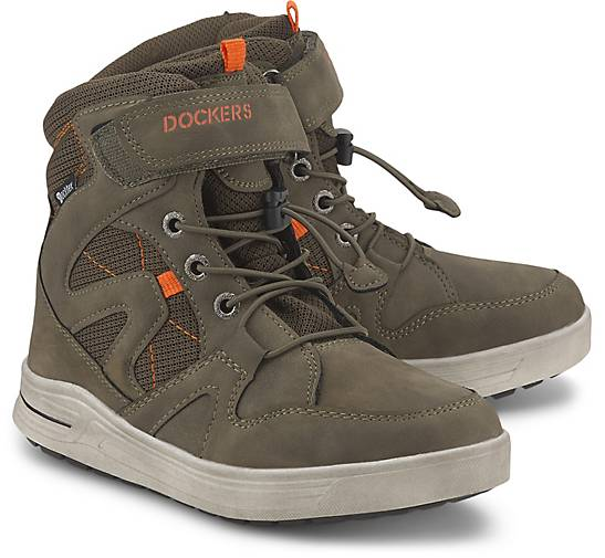 Dockers Klett-Boots
