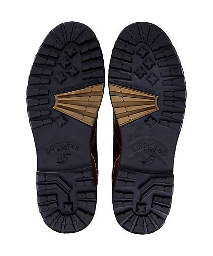 Dockers - Schnür-Boots in braun-dunkel kaufen - Dockers 46705702 | GÖRTZ Gute Qualität beliebte Schuhe 6fcde9