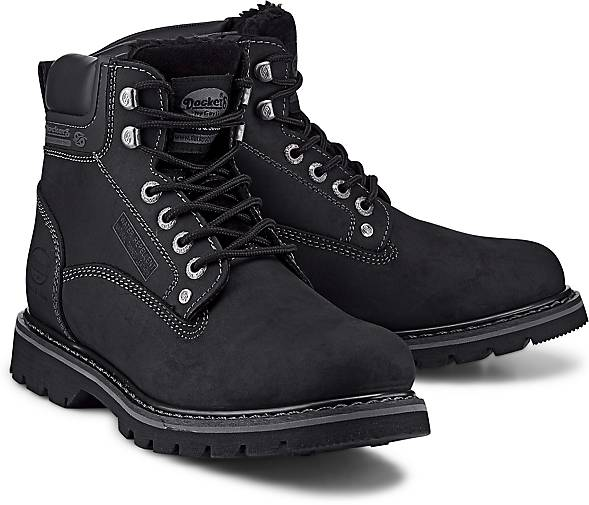 dockers schn r boots boots schwarz g rtz. Black Bedroom Furniture Sets. Home Design Ideas
