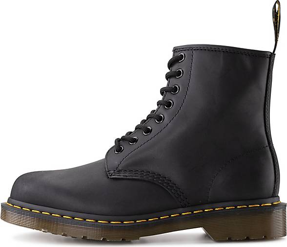 Dr. Martens Boots 1460 Greasy