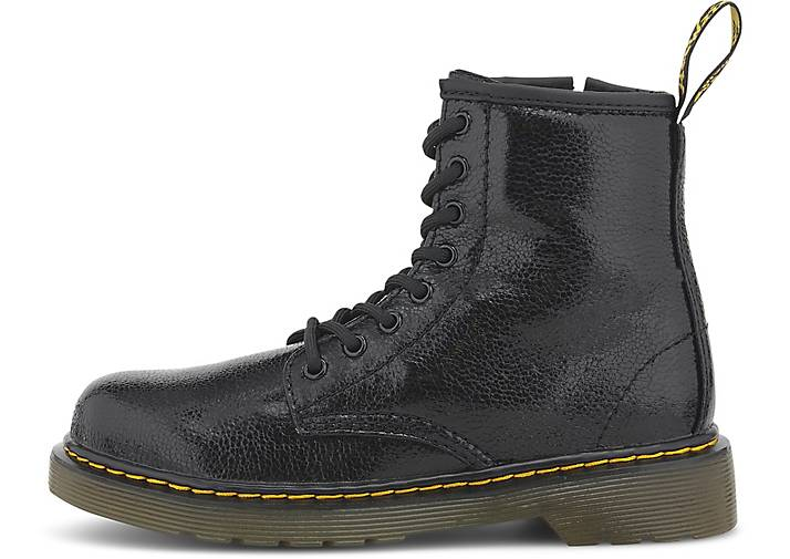 Dr. Martens Boots 1460 JUNIOR CRINKLE METALLIC