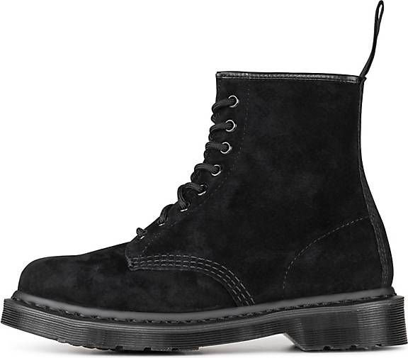 Dr. Martens Boots 1460 Mono Suede