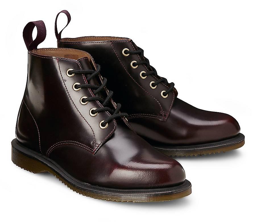 dr martens boots emmeline boots rot goertz. Black Bedroom Furniture Sets. Home Design Ideas