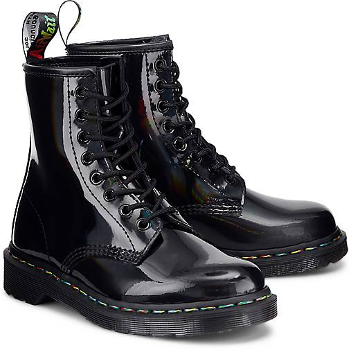 Dr. Martens Boots RAINBOW PATENT