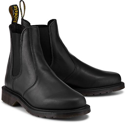 dr martens chelsea boots laura in schwarz kaufen 46614001 g rtz. Black Bedroom Furniture Sets. Home Design Ideas