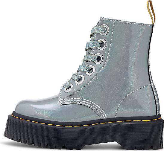 Dr. Martens Platform-Boots MOLLY vegan