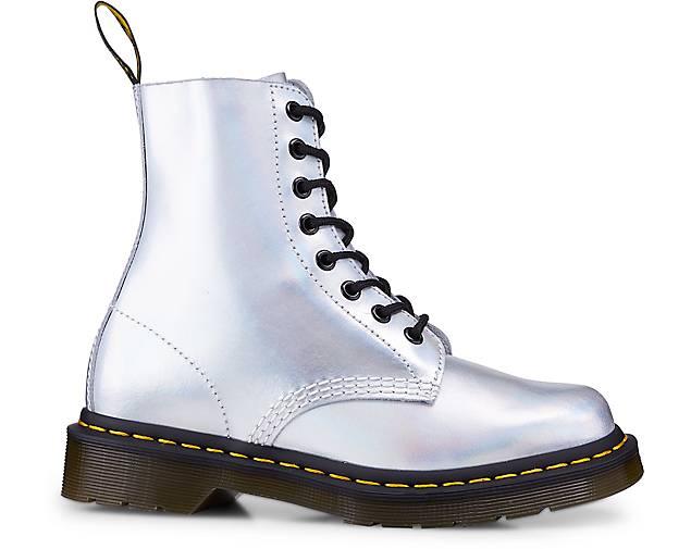 Dr. Martens Schnür-Boot PASCAL IM 47123201 in silber kaufen - 47123201 IM   GÖRTZ 0a9a31