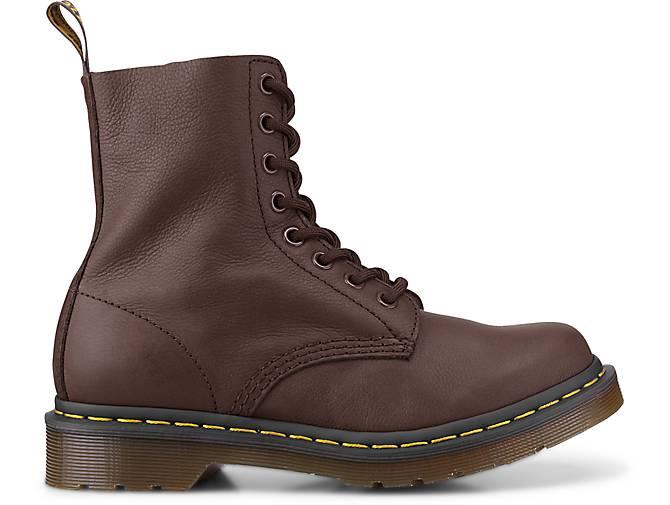 Dr. Martens - Schnür-Boot PASCAL in braun-dunkel kaufen - Martens 45821508 | GÖRTZ 379622